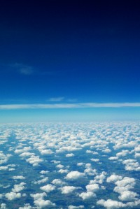 Clouds from the Air